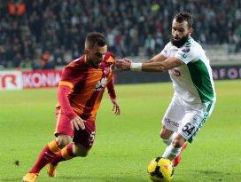 Torku Konyaspor Galatasaraya ezildi! 0-5