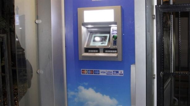 Ankarada ATM soygunu