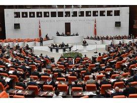 Meclisin bütçe mesaisi sürüyor