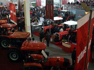 Türk tarım sektörü Konya da buluştu