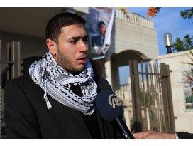 Filistinli Bakan anlattı