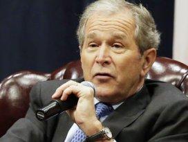 Bushdan akıl almaz sözler! Çok kızdıracak