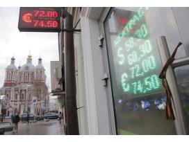Rusyada piyasalar sarsıldı