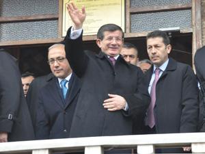 Başbakan Davutoğlu Konyada