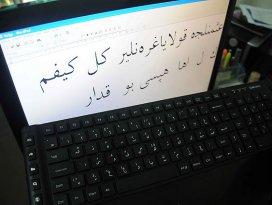 Osmanlıca klavye ilgi görüyor
