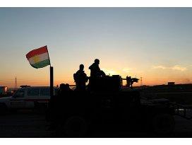 Peşmergeden Musula askeri sevkiyat