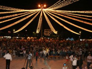 Beyşehir gölü festival hazırlıkları