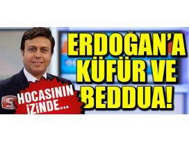 STV spikerinden Erdoğana küfür ve beddua