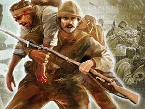 Çanakkale Savaşından ilk defa