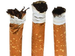 Japonlar dumansız sigara üretti