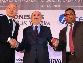 Dev projede Türkiyenin gücünü gösteren vade