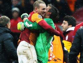 Sneijder ve Muslerada son karar verildi!