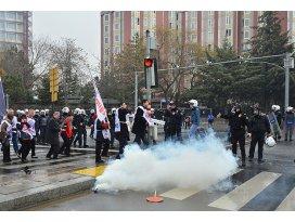 Ankarada 100den fazla gözaltı