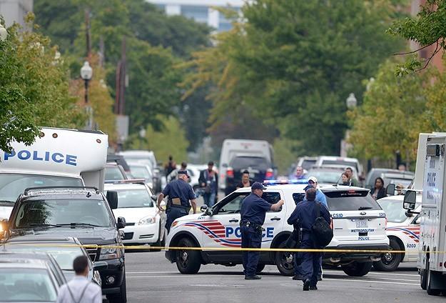 ABDde polise saldırı