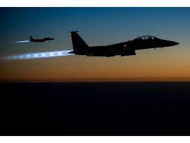 IŞİD hedeflerine 16 yeni hava saldırısı