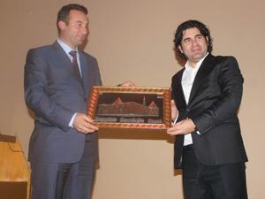 Beyşehir'de öğretmenlere ve velilerine seminer