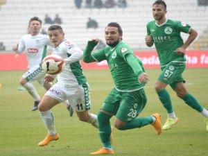 Torku Konyaspor Cizrespora patladı! 7-1