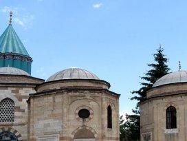 Mevlana Müzesine Şeb-i Arusta rekor ziyaret