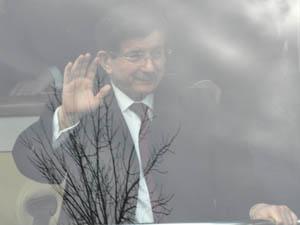 Başbakan Davutoğlu Konyaya geldi