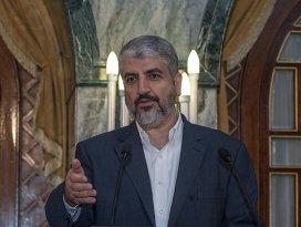 Hamas Siyasi Büro Şefi Meşal Konyada