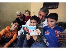 Filistinli küçük Erdoğan unutulmadı
