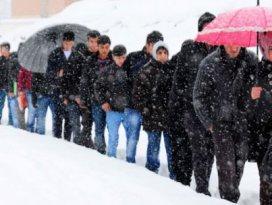 Kar yağışı uyarısı yapılan iller