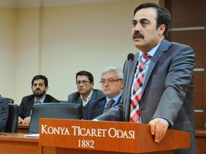 KTO'da aralık ayı olağan meclis toplantısı yapıldı