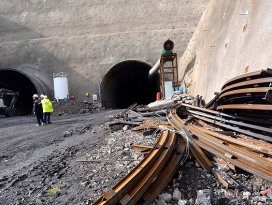 Erbildeki tünel kazasında 3 Türk işçi öldü