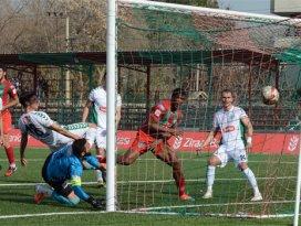 Torku Konyaspor Cizreye mağlup oldu