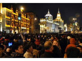 Şangayda yılbaşı faciası: 35 ölü