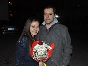 Yeni yılda sürpriz evlilik teklifi