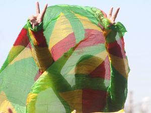 Nevruzda yine Öcalan gölgesi!