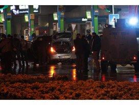 Adanada şüpheli otomobil alarmı