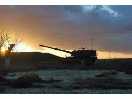 Esed güçleri Türkmen bölgesinde