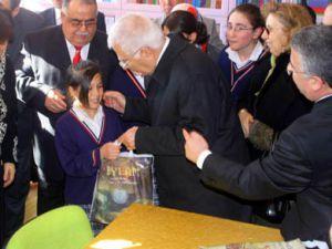 Bu kütüphane Türkiyede ilk!