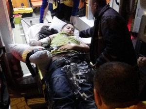 13 yaşındaki çocuğun kopan kolu geri dikildi