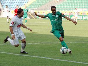 Konyasporda iki oyuncu eksik
