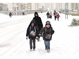 Ankarada eğitime 2 gün ara