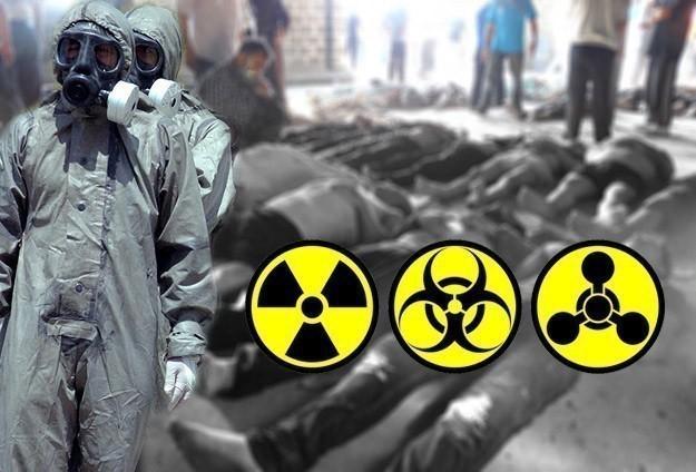 Suriye'de üç köyde klorin gazı kullanıldı