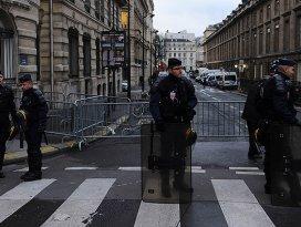 Fransada kebap restoranı önünde patlama