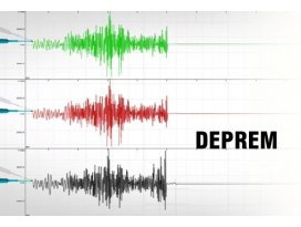 İzmirde deprem