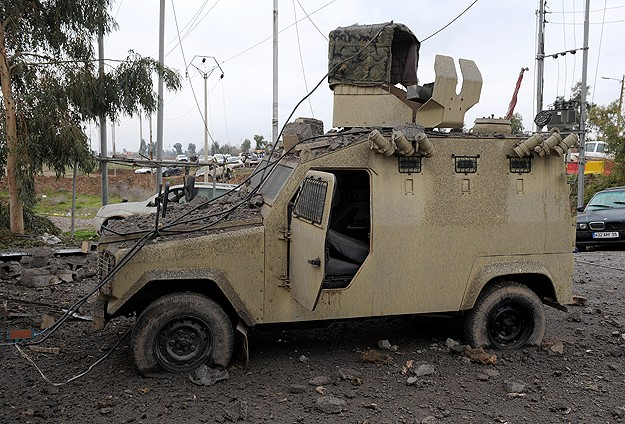 IŞİDden Güvere gece baskını