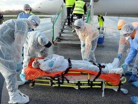 Türkiye Ebolaya karşı iyi bir sınav verdi