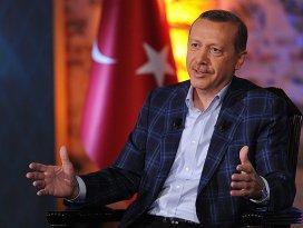 Cumhurbaşkanı Erdoğan kendi modasını yapıyor