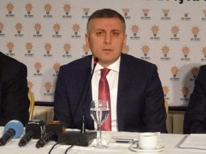 AK Parti Konya İl Başkanı Arat basınla buluştu