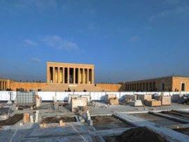 Anıtkabir 61 yıl sonra yenileniyor
