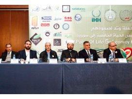 5. Nabd Al-Hayat Yardım Kampanyası tanıtıldı