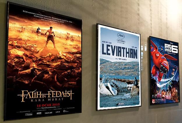 Vizyona 8 film girecek