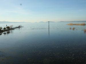 Beyşehir Gölü eski günlerine kavuşuyor