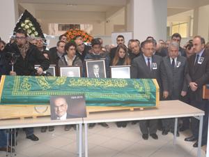 Ahmet Keleşoğluna eğitim fakültesinde anma töreni